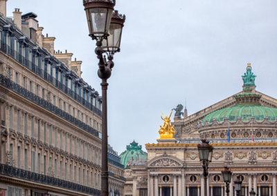 L'Opéra Garnier – Ou l'art mis en scène