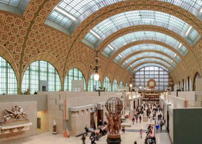 Musée d'Orsay– La Révolution des arts au XIXème siècle