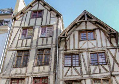 Quartier du Marais: le Marais médiéval