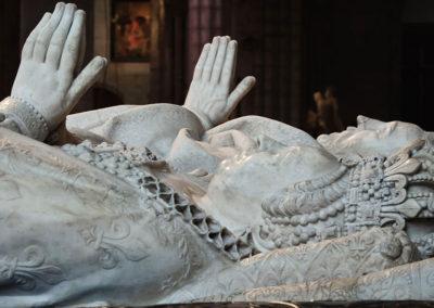 La basilique de Saint Denis – Nécropole des rois des France