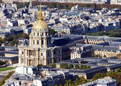 L'Hôtel national des Invalides – De l'hôpital au panthéon militaire