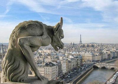 Balade sur l'Ile de la cité – Berceau de Paris