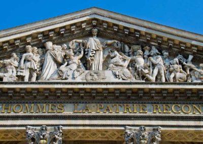 Balade du Sénat au Panthéon – Deux symboles de la République