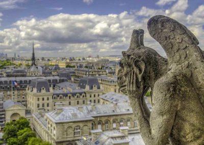 Le Paris bestiaire : 6-9 ans