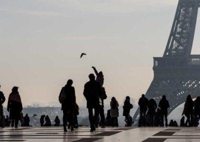 Le Paris vertigineux