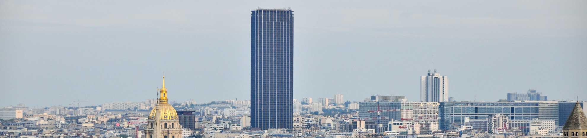 Le Paris d'ailleurs